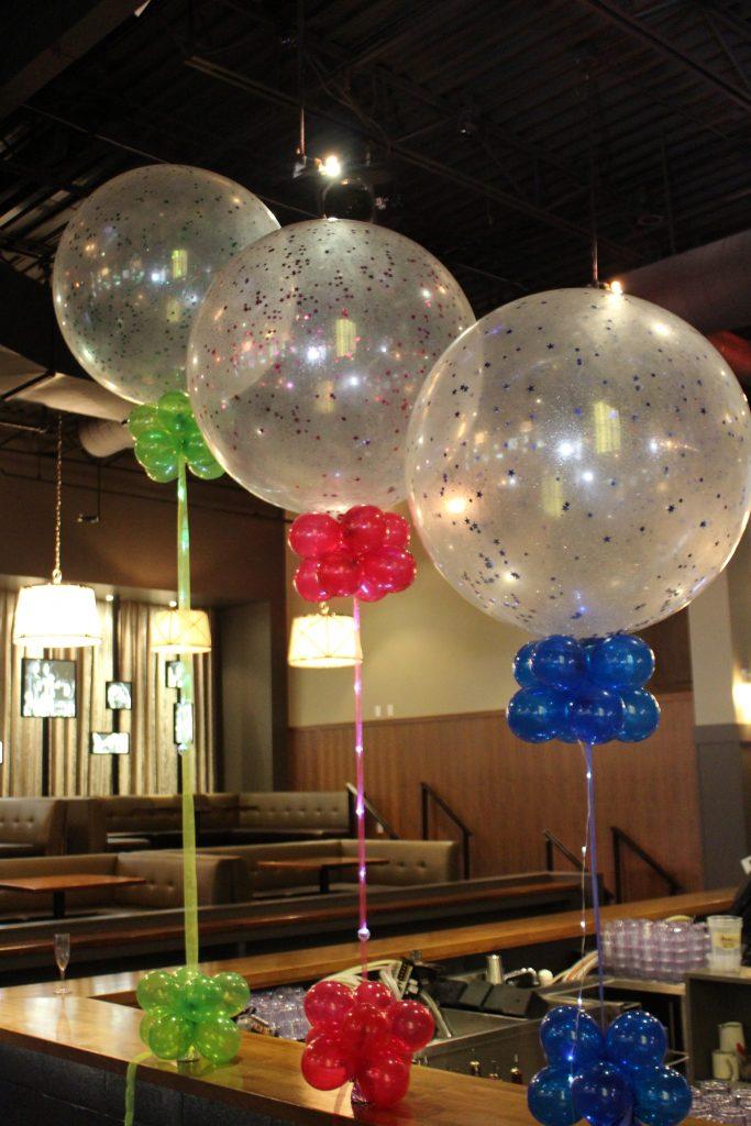 Balloon Centrepieces Balloon Blast