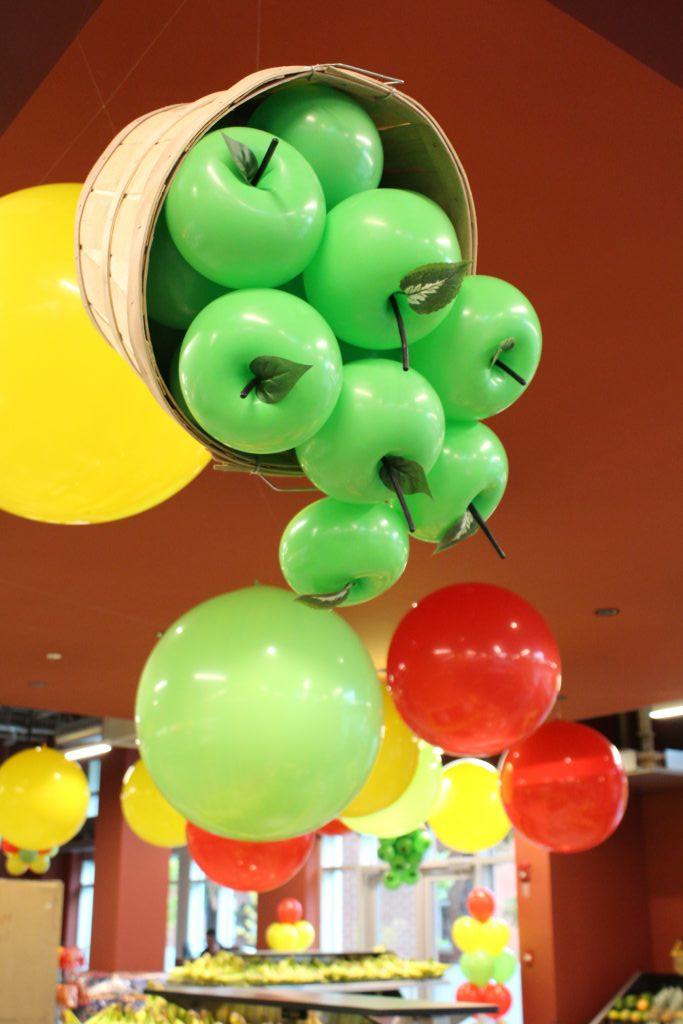 Ceiling Balloons Balloon Blast