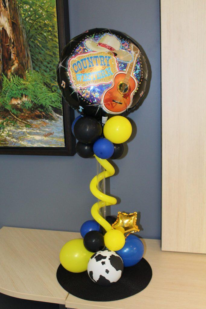 Themed Centrepieces Balloon Blast